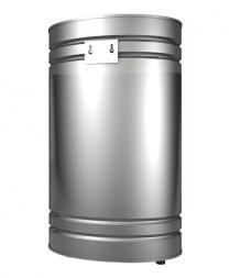 Бак навесной 60л, вертикальный