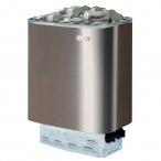 Электрокаменка NM 450, шлиф. матовая сталь
