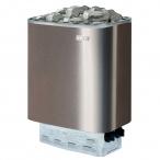 Электрокаменка NM 900, шлиф. матовая сталь