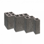 Блок вентиляции одноходовой