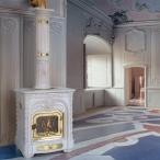 Печь Vecchia Londra, white craquele