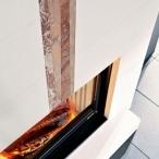 Вертикальная вставка для облицовки Dromond