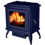 Печь Charleston C2-02, синий, эмаль