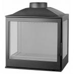 Топка L5 RL, два боковых стекла, черная