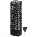 Электрокаменка Saana 6.8, черная